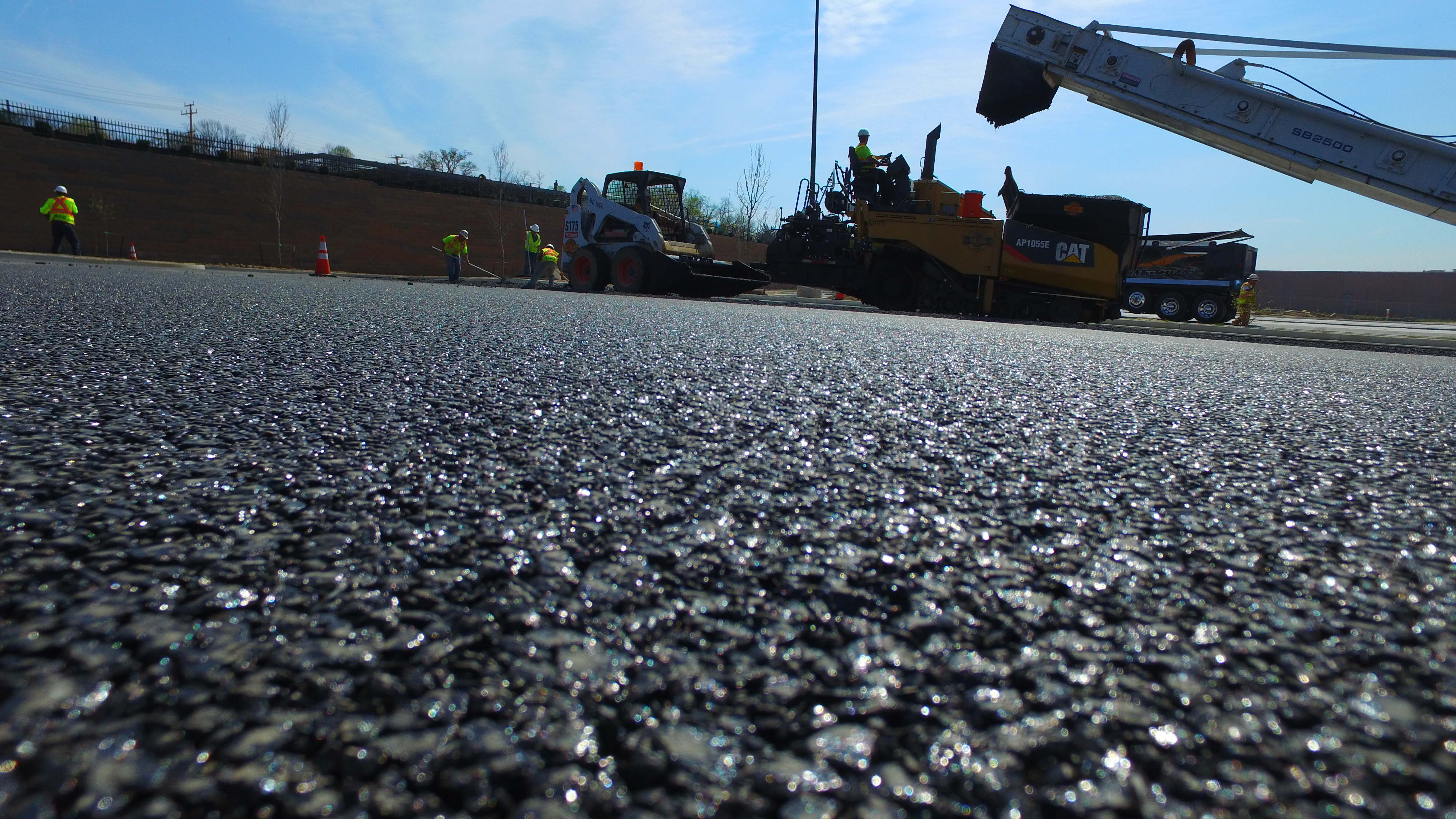 asphalt paving contractor in Maryland
