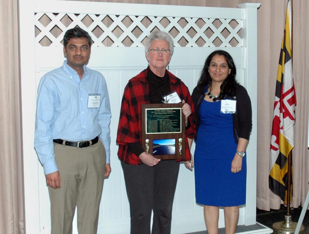 SHA Asphalt Division Award 2