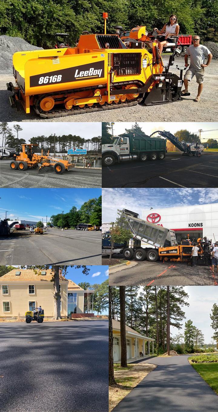 R L Ewing Contractors Inc The Maryland Asphalt Association Inc
